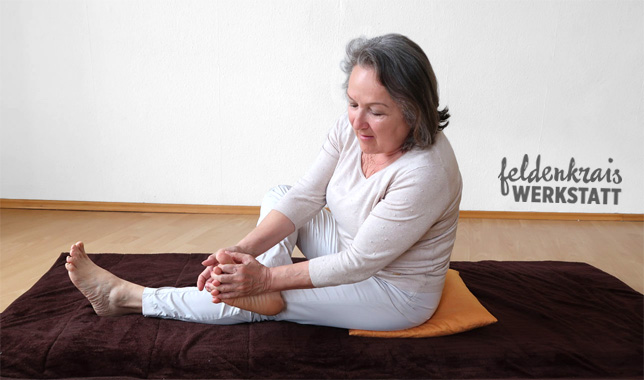 Die Füße neu kennenlernen, lieben und pflegen