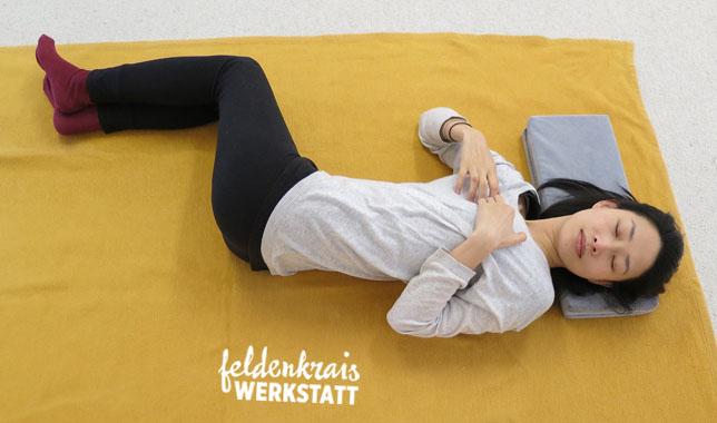 Das Brustbein flexibel werden lassen